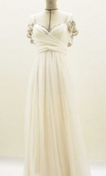 Cecilie Melli bridal gown
