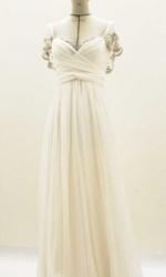 Cecilie Melli bridal gown