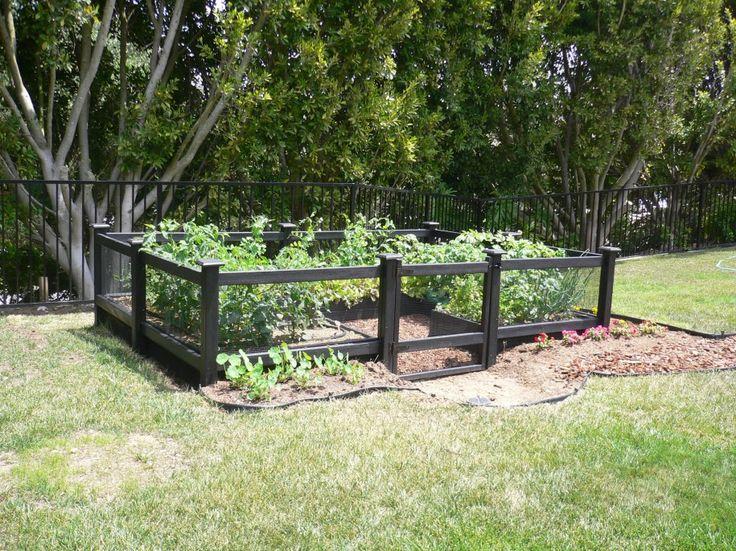enchanting garden fence ideas for vegetable garden cool vegetable garden fence ideas grow space with - Vegetable Garden Fence Ideas