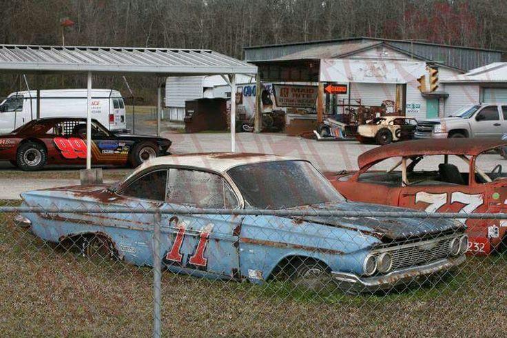 Old Abandoned Race Cars Www Imgkid Com The Image Kid