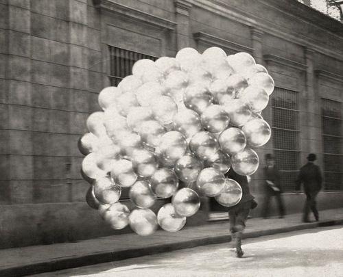 Balloons, Buenos Aires