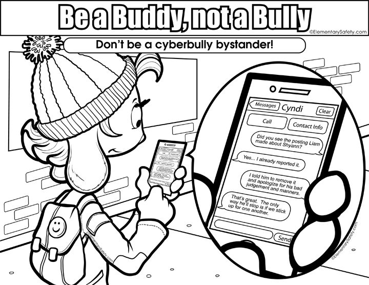 100 ideas Stop Bullying Coloring Pages on wwwgerardduchemanncom