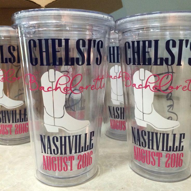 Always a hit for Nashville bachelorette parties!