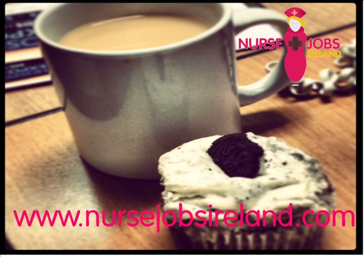 Have a Cuppa Tea & treat yourself to a new Nursing Job with Nurse Jobs Ireland http://www.nursejobsireland.com/all-jobs/