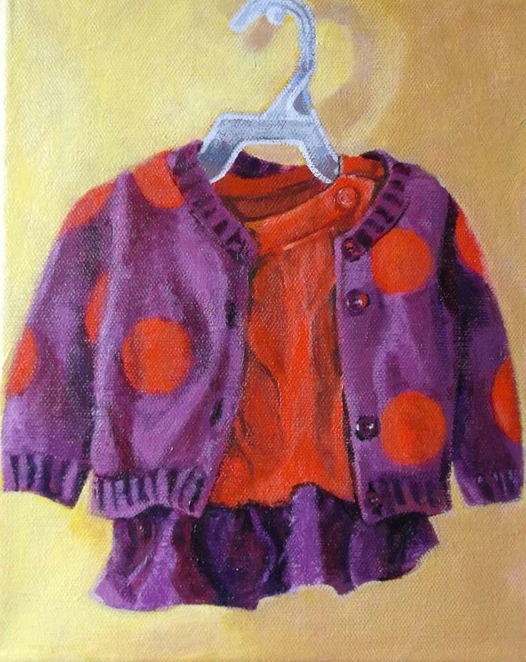 Brigid's Sweater and Dress, Kim Floyd