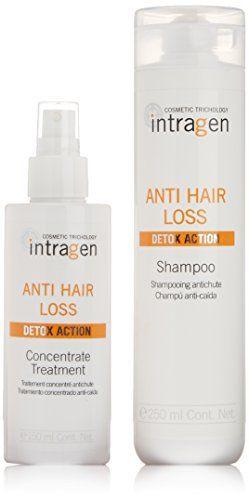 Revlon Intragen Anti Hair Loss Shampoing 250ml Coffret 2 Produits: Tweet INTRAGEN ANTI-HAIR LOSS COFFRET 2 pz INTRAGEN ANTI-HAIR LOSS…