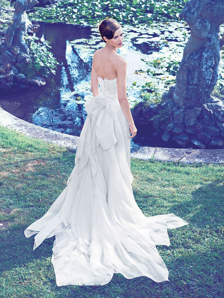 The 108 best Wedding Dress high fashion images on Pinterest | Short ...