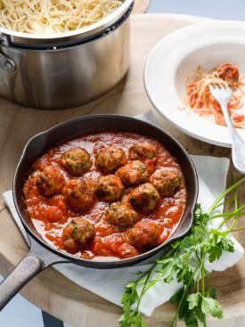 Italiaanse gehaktballetjes met tomatensaus | Spar