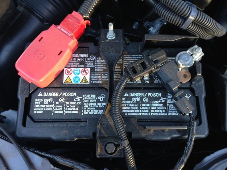 2013 Honda Civic Battery - Honda Civic Car Battery Location | Abs Batteries inside 2013 Honda Civic Battery P2R Battery Tie Down Install On 2014 Civic Si - Youtube with regard to 2013 Honda Civic Batt http://autopartstore.pro