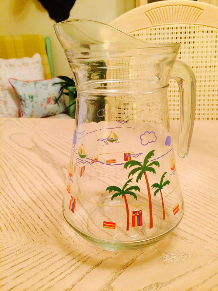 Cute charity shop jug two!