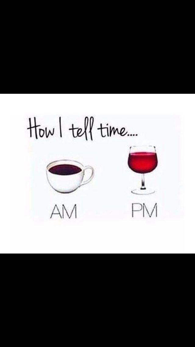 Wine ~ Haha true story