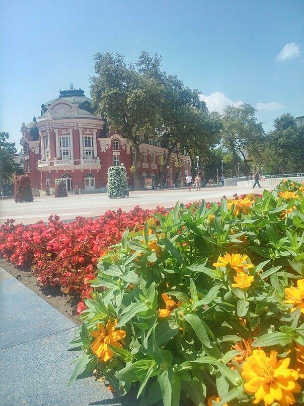 Wonderful summer center of Varna