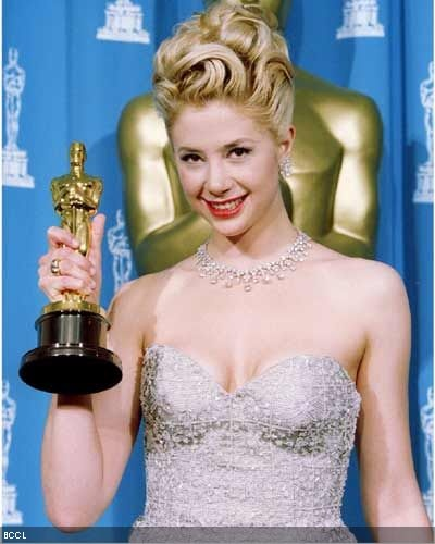 Mira Sorvino was awarded Best Supporting Actress for Mighty Aphrodite in 1995.
