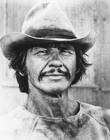 Charles Bronson. Now long passed, but still remembered. A childhood hero of mine. Look at that face! I mostly remember him from the Death Wish series.