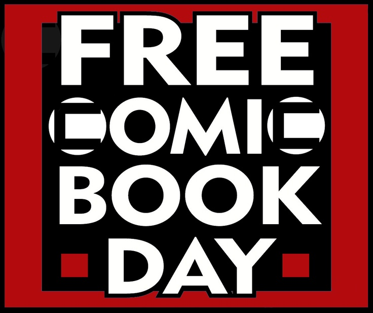 Free Comic Book Day @ Challengers