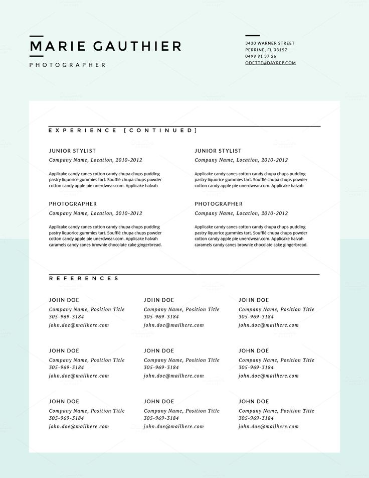25 best Presentations images on Pinterest Contemporary design - how to make my resume stand out