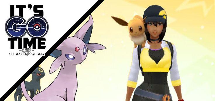 How to get Umbreon and Espeon in Pokemon GO - SlashGear