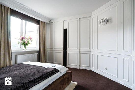 garderoba za drzwiami przesuwnymi - zdjęcie od http://agnieszkamakowska.pl/
