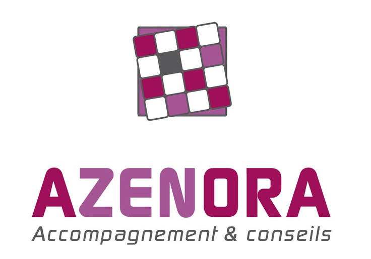 © IKEN Communication // Logo AZENORA
