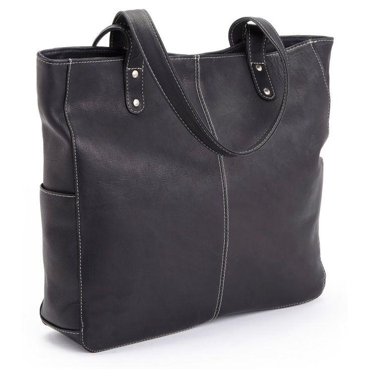 Royce Leather Colombian Genuine Leather Luxury Womens Hobo Shoulder Bag, Women's - 678-BLACK-VL