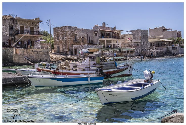 Fishing Boats- Gerolymenas/Greece by Iannis Koukoras on 500px