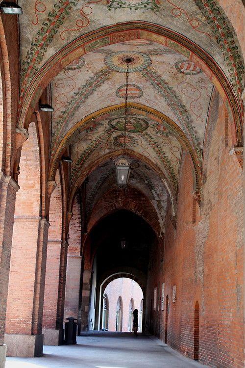 Loggia del Comune - Cremona, Italia