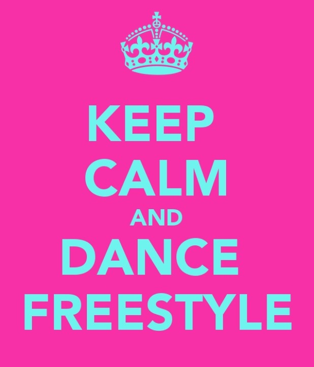 All day errrry day! some people call it a seizure but others call it dancing...