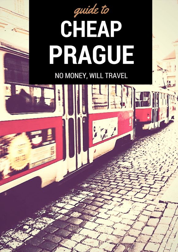 Prague, Czech Republic; great advice for traveling for cheap.  check out the hostel they mention.