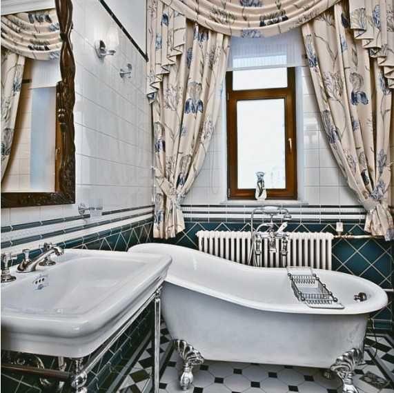 Санузел виллы Свободы в Москве.Bathoom of the Villa Liberty in Moscow. 在莫斯科的自由别墅的浴室。