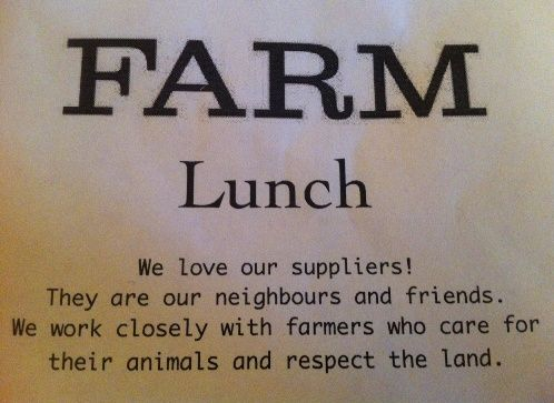 FARM on 17th Avenue is one Calgary Restaurant you don't want to miss!