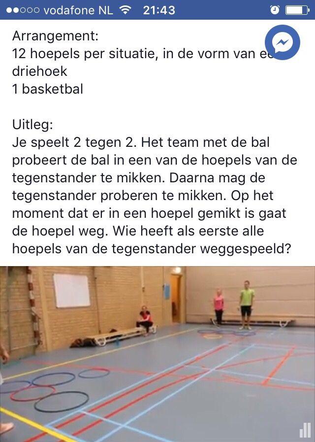 Hoepel-Mik spel