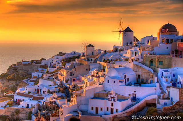 Visit the  beautiful Greek Island