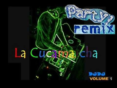 la cucaracha dance mix_0001.wmv - YouTube