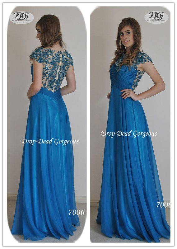 7006 in Teal Blue   #DropDeadGorgeous  #ddgma #dropdeadgorgeousbymiracleagency #dropdeadgorgeousbridesmaids #bridal #australianbridal #australianwedding #designer #luxurygown #eveningwear #lace #bridesmaids #custom #colour   #schoolformal  #evening  #balldress #Prom #Pageant  www.miracleagency.net