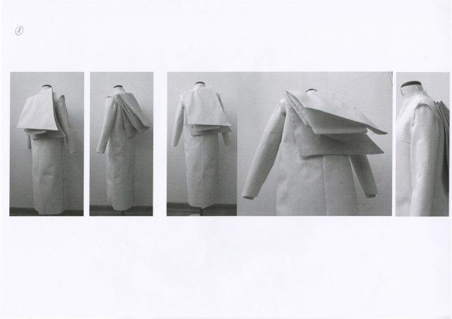 """Who am I if I'm not my body, my desires, thoughts, my social status?"" Central Saint Martins MA Fashion graduate Olga Sobol on perceiving clothes as a second skin"
