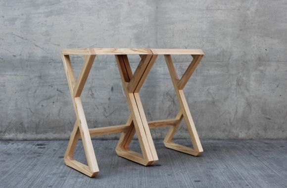 B12 Stool by Oscar Nuñez