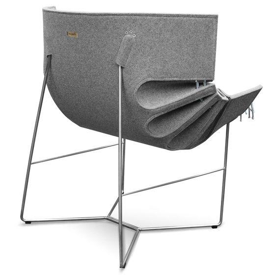 Contemporary Bufa Chair Design Ideas Pictures Bufa Chair Design By MOWO  Studio