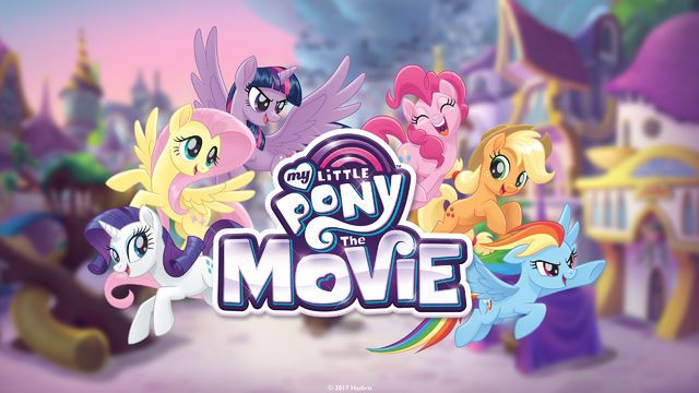 Image For My Little Pony The Movie Wallpaper My Little