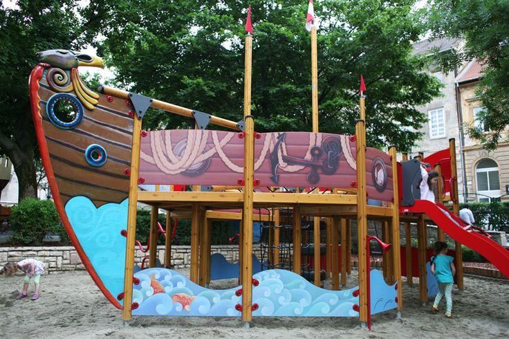 A Rumini játszótér (I. kerületi Mária tér)
