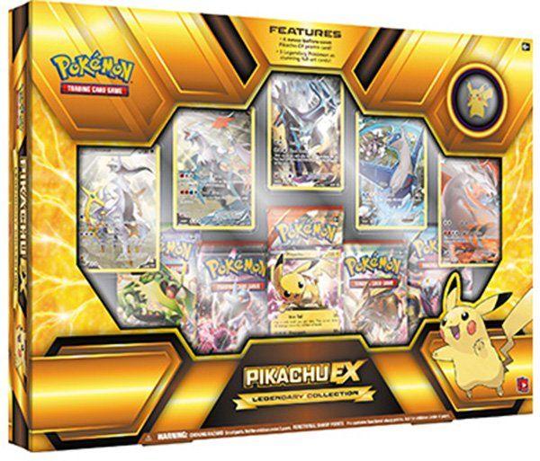 Pokemon XY Pikachu-EX Legendary Collection Box on sale at ToyWiz.com