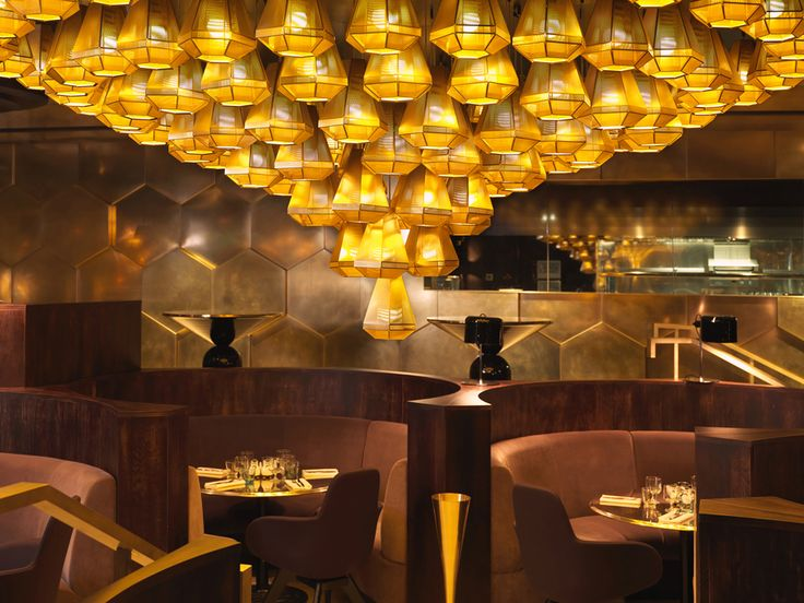 34 best 75 Wall Street - Restaurant images on Pinterest Cool - innovatives decken design restaurant