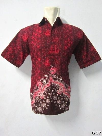 KODE G | IDR 75.000 | Bahan : katun prima, batik sablon kombinasi | Size M, L, XL | Hotline : 081333303545 | BB Pin 2128117C.