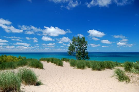 Michigan City, Indiana. Who knew Indiana could look like this?! -- Midwest Vacation Destinations Midwest Living