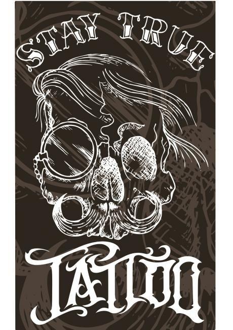 Stay True Tattoo Clothing