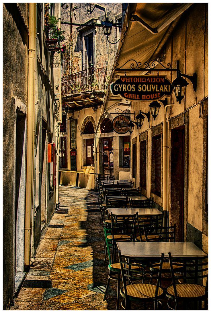Souvlaki Place, Kerkyra (Corfu)