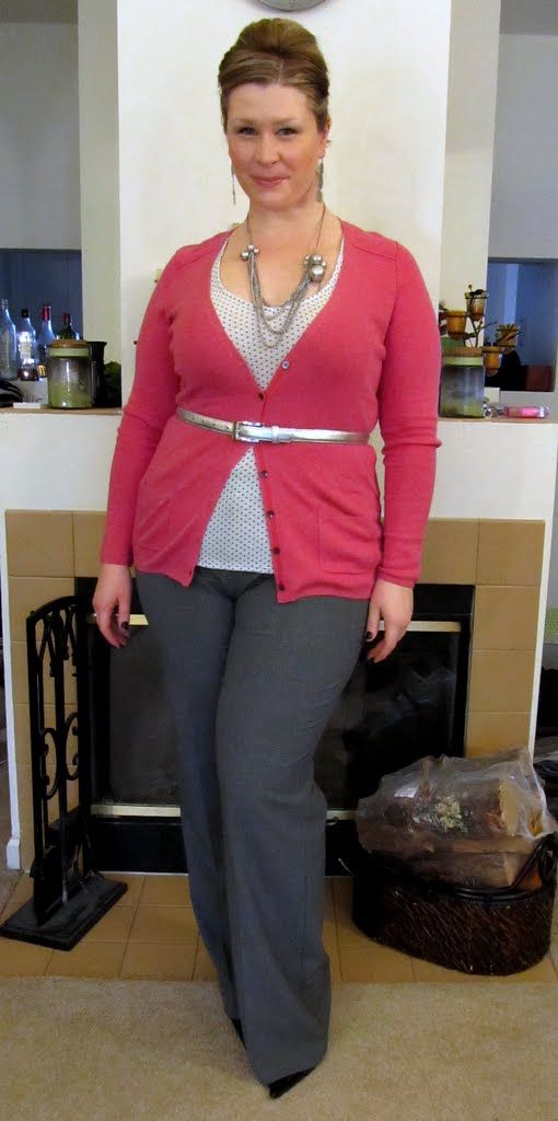 Surely Sonsy plus size casual office wear  I want to try the belt at the waist.  Love the basic colors.