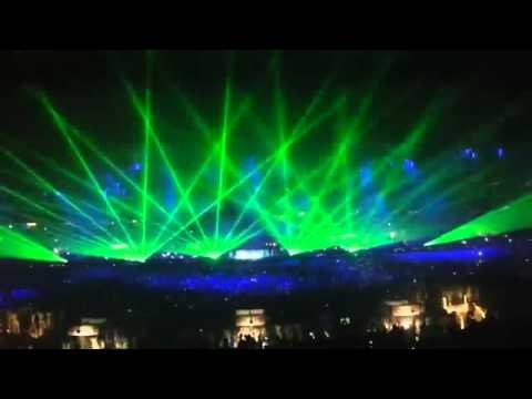 SENSATION WHITE 2013 - Live from Skydome @ Toronto, Canada  (FULL HD Version)
