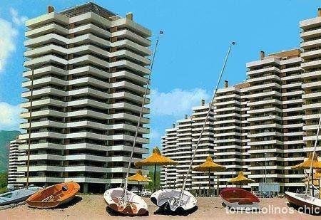 Urbanización Playamar. Antonio Lamela (1963)