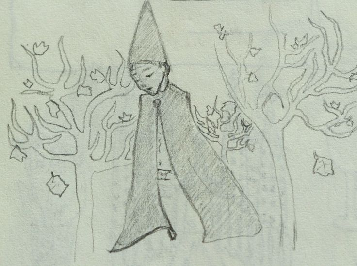 Tiny Wirt from Over the Garden Wall