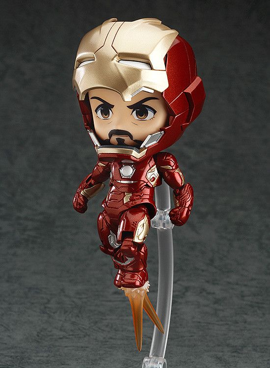 Nendoroid Iron Man Mark 45: Hero's Edition
